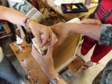 mains atelier bricol